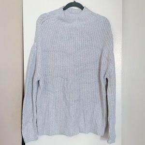 🍂 New! Gap Large Tall Gray Sweater